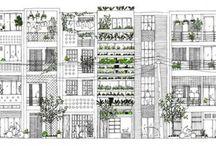 Illustration d'architecture