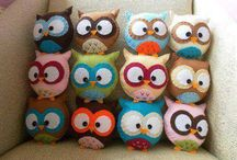 Owls for Colin / by Heather Carr