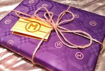 M design - decorative tablecloths / Decoration for the table