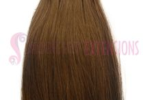 Tape Hair Extensions / Tape Hair Extensions: Come to our salon and have our Team at Lavadene Hair Extensions Melbourne install your Tape hair Extensions in a way that looks so natural.