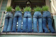 jeans..... z drugiej ręki