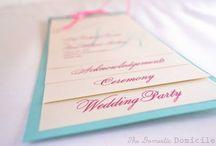 Wedding DIY  / by Ashley Ashbaugh