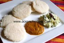 South Indian Breakfast/Tiffin