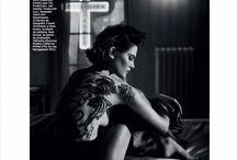 Catherine McNeil for Harper's Bazaar Spain