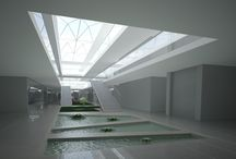 Educational / Educational Building Interior and Extreriors
