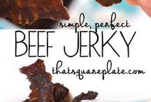 Beef Jerky recipes ect..