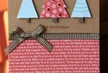 Tarjetas de navidad hechas en casa