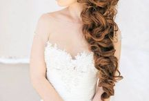 Bridal hairstyles / Νυφικά χτενίσματα