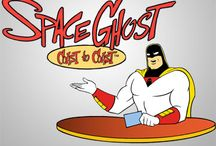 Space Ghost Coast to Coast / by Pandora Madden
