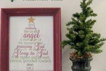 Christmas / Christmas gift ideas, Christmas decorations, Christmas recipes. Family at Christmas.