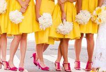 Bridesmaids / by Brandi Carnes