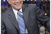 David Letterman.. / Thanks for the laughter!