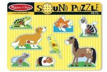 educational toys / by Debi Ewalt