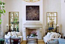 Interiors I love / Красивые интерьеры