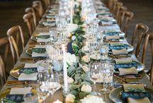 Table Wedding