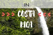 Travel Planning - Costa Rica