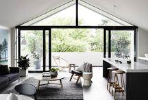 Windows floor to ceiling