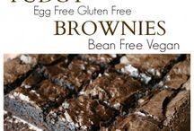 Brownies ~ Gluten-Free & Vegan