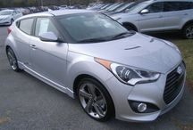 2014 Hyundai Veloster in Lexington / Glenn Hyundai serving Georgetown, Nicholasville, Richmond, Frankfort, Louisville and Lexington, Kentucky is proud to be home to the 2014 Hyundai Veloster! http://www.glennhyundai.com/hyundai-veloster-cars-lexington