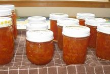 Canning and Jamming Parties / Recipes we Like to can and jam / by Nick Munson