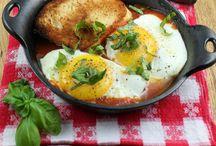 Eier gerechten