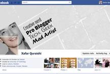 Facebook Cover Design / by Fadhli Sadar