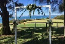 Garden weddings mornington peninsula / #Wedding ceremony #Wedding Mornington Peninsula,  #wedding sorrento #Beach wedding ceremonies #garden weddings
