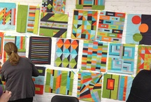 SMQG Inspiration / Monthly challenge inspirations and creative ideas for the Springfield Modern Quilt Guild. / by Stephanie Hornickel