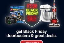 Black Friday 2012 / by Clair @ Mummy Deals