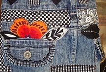 DIY Denim crafts / by Kelly McEwan