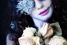 CORPSE BRIDE / project : Corpse Bride make up & hair: Raffaella Fiore photographer: Francesco G.Insalaco model: Maura Di Vietri