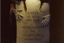 Halloween Cemetery for Yard / These are ideas for Halloween decorating  / by Jimmy Autrey