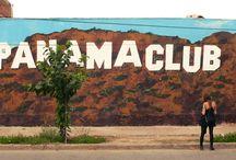 PANAMA CLUB / Los murales del club