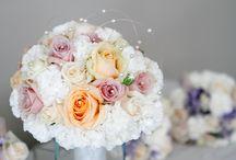 Bridal bouquet / www.studiokoi.co.nz