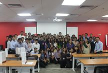 Campus 2013 / Mu Sigma visits various top tier institutes and shares campus stories and experiences...
