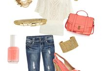 cute outfits / by Celeste Delafield