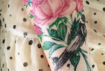 Tatueringar / Tatuering