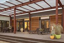 Blu Homes in Southern California / A collection of Blu homes perfect for Southern California living.