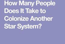 colonization project