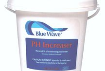 PH Adjusting Swimming Pool Chemicals