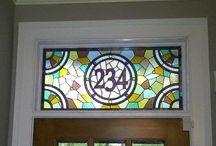 Transome windows