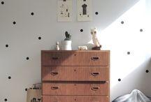 Home Decor - Neutral Nursery Nook