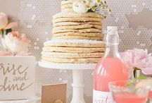 Upcoming Bridal Showers / The girls' upcoming showers