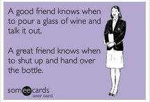 friends you said..
