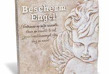 Decoratie tegel - Cadeau - www.Zen2youshop.nl