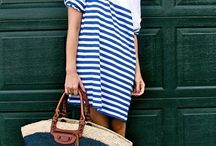 Chic on Riviera summer style