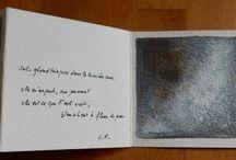 Fleurir / livre d'artiste .....leporello : peintures Michèle Riesenmey.( 3 par livre ). écrits de Christian Nicaise... sur papier vélin du Moulin de Larroque. .vous pouvez acquérir ces livres uniques..( il en reste 5..) en me joignant sur : riesenmeyatelier@hotmail.com vous pouvez le trouver aussi sur le site de l'instant perpétuel...