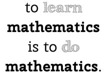 Math Quotes / Inspiring quotes for teachers and students. / by GPA Learn