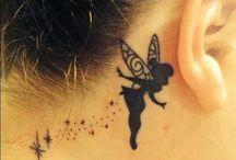 Mooie ideeën voor tattoo's
