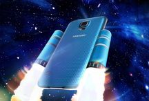 Samsung Galaxy S5 Electric Blue Deals / The first smart phone to feature a built-in heart rate sensor, the Electric Blue edition is one of 4 colour schemes announced for the new Galaxy S5.  To compare the cheapest UK contract deals visit PhonesLtd.co.uk.